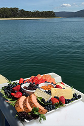 Platter on the water with Tasmanian Seafood Seduction