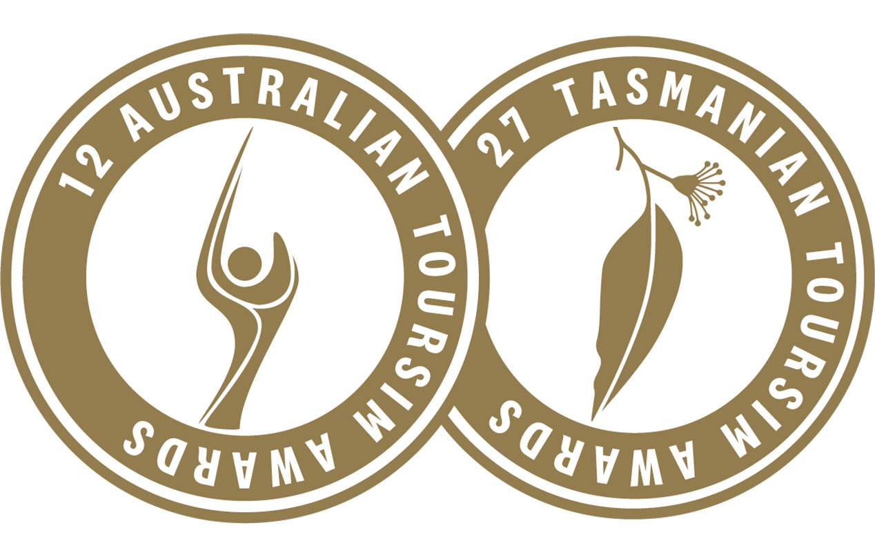 Winner of 12 Australian and 27 Tasmanian Tourism Awards